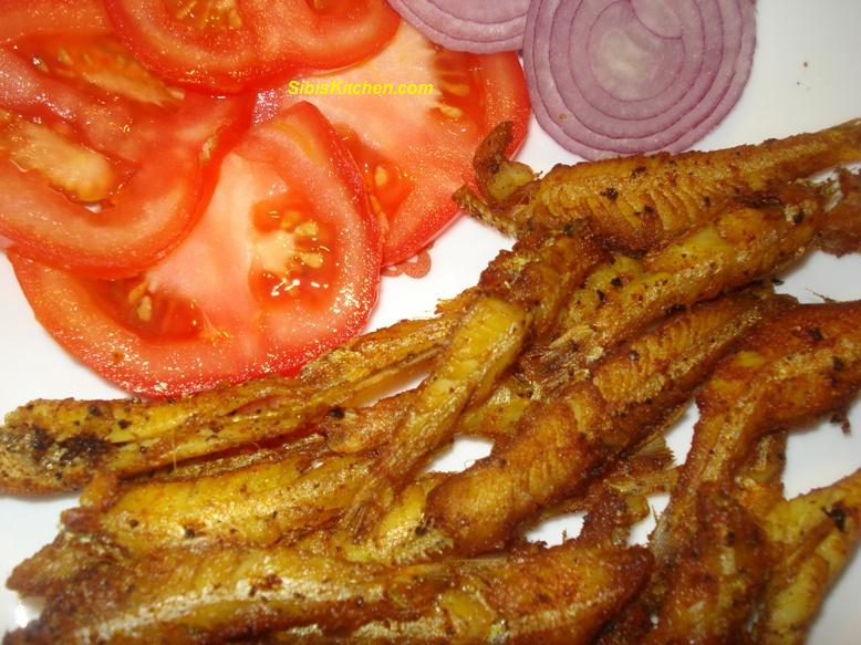 Natholi (Smelt) Meen Fry
