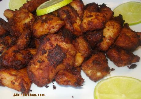 Chicken Shallow Fry