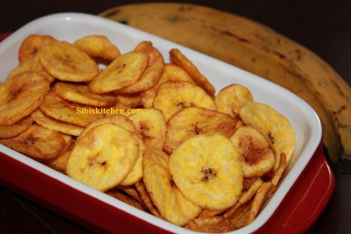 Ethaykka Upperi( Plantain chips)