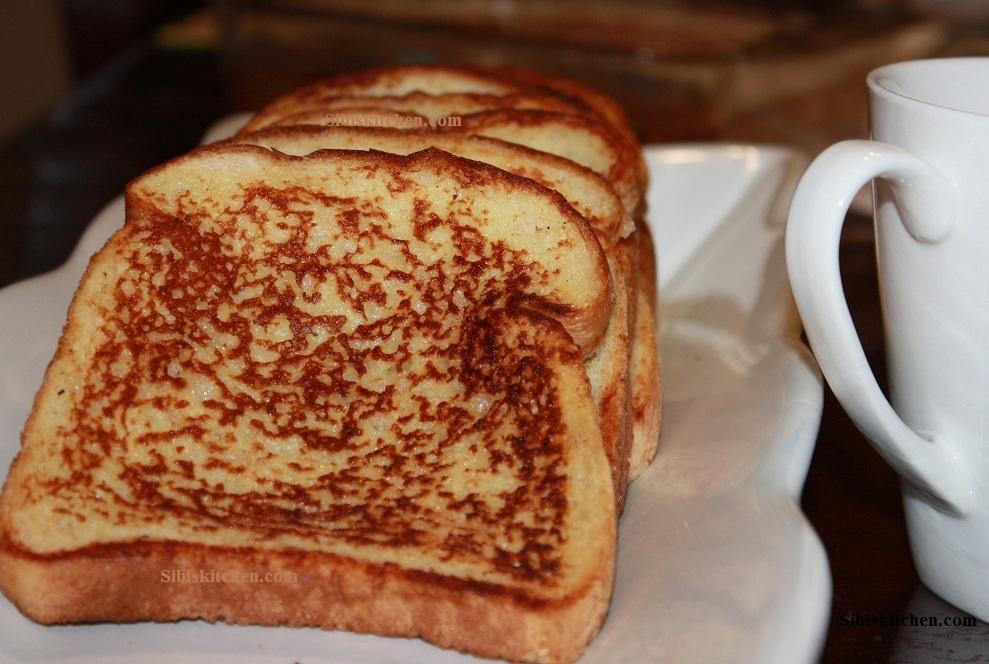 French Toast/ Bombay Toast