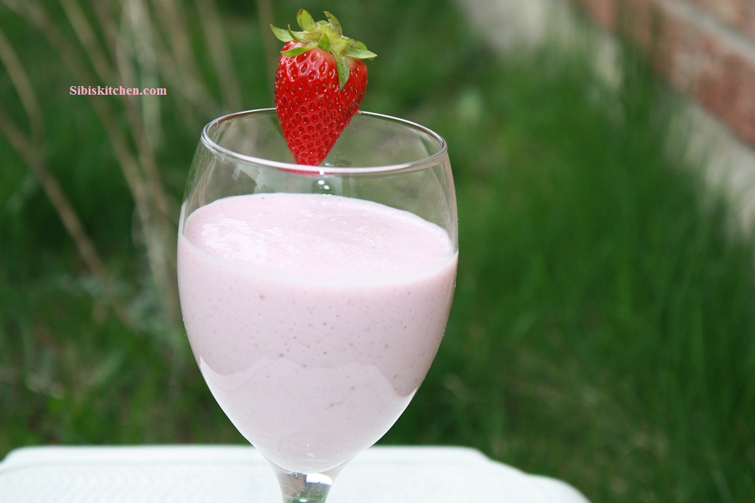 Strawberry Smoothie Fantasy