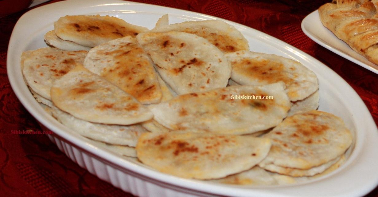Erachi Pathiri – Pan Fried