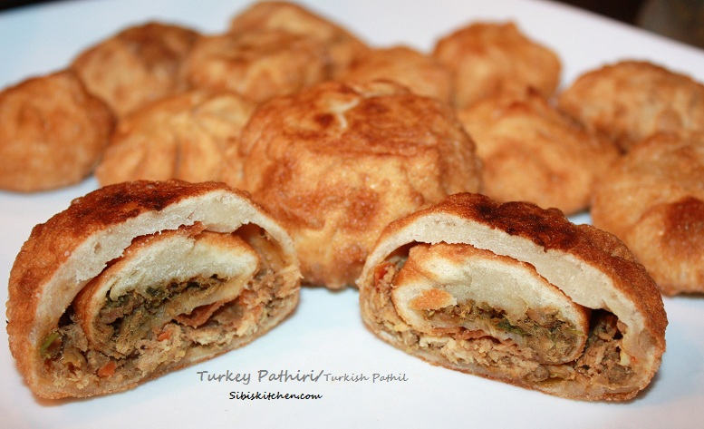 Turkey Pathiri/ Turkish Pathil